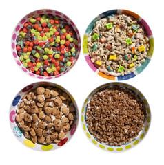 Sugary Cereals