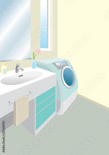 清潔な洗面所