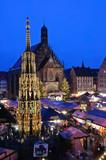 Christkindlesmarkt in Nürnberg/Nuremberg, Germany