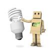 eco saving light