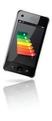 smartphone - portable - consommation electrique