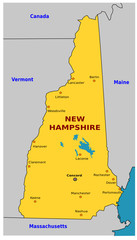 USA - New Hampshire