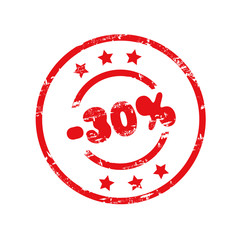 Minus 30%
