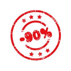 Minus 90%