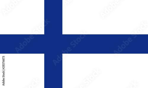 Finnland Flagge