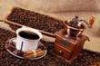 Hot coffee and chocolate!