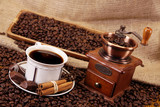 Hot coffee and chocolate! - 28378243