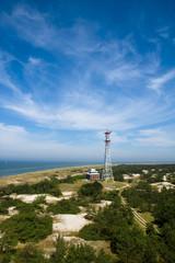 Funkturm an der Ostsee