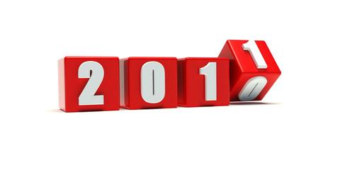 New year box rotation