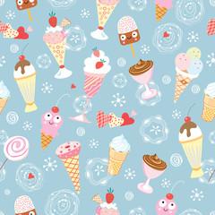 texture of ice cream