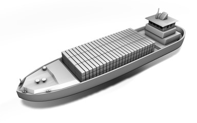 Containerschiff 00