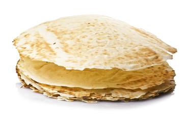 Pane Carasau fatto in casa