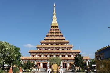 Nong Wang Pagoda, Khon Khan, Thailand
