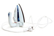 Small travel iron