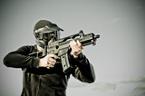 Airsoft player - 28397271