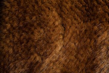 mink texture