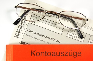 Steuererklärung & Konto