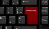 responsability poster