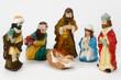 Reyes Magos niño Dios  virgen maría y san José