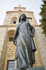 Estatua de Santa Teresa de Jesús, Ávila