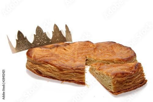 Papiers peints Boulangerie part de galette