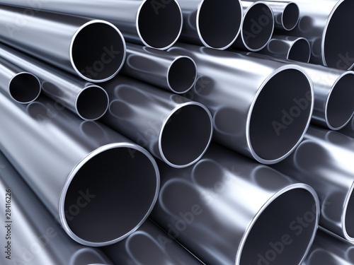Tubi di metallo