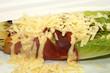 Ceasar salad with prsuta