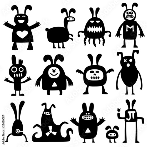 crazy rabbits set02