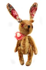 Retro rabbit toy