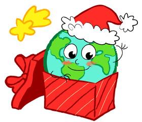 Regala un futuro migliore al mondo per Natale