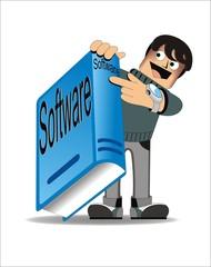 Hombre_software