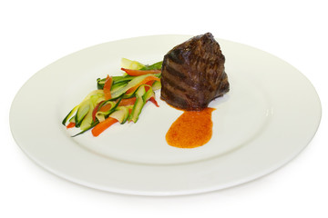 gourmet fillet steak