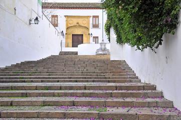 Calle cuesta del Bailio Córdoba