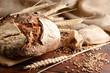 Pachnący, wiejski chleb