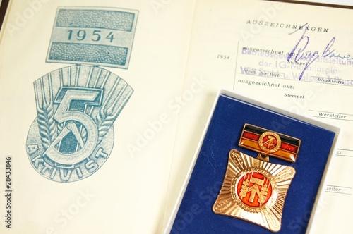 Orden der DDR - 28433846