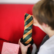 Krawatte geschenkt