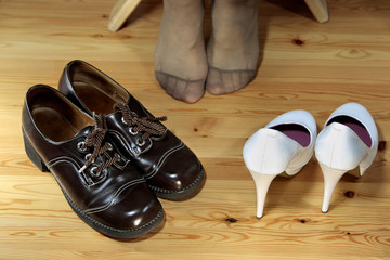 Shoes for choice