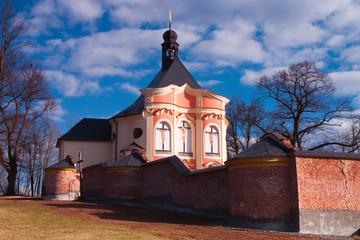 Famous Calvary In Czech Republic