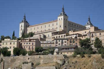 Alcazar de Toledo in Renaissance style - Spain