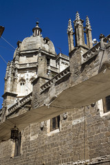 Cathedral of Toledo - Gothic style