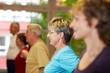 Fitnesskurs für Senioren