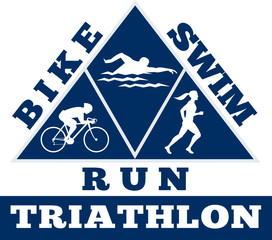 triathlon run swim bike marathon race