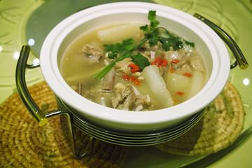Chinese Sichuan cuisine