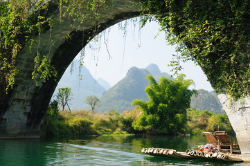 China - Li-river, Yangshuo