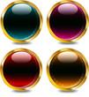 Glossy circles