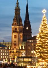 Hamburg Weihnachten Binnenalster 5