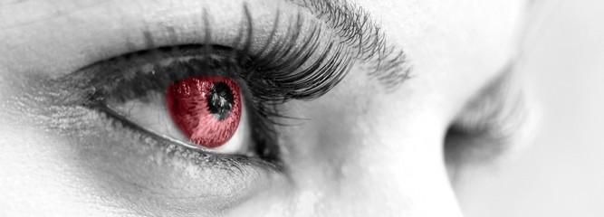Red Eye - Beautiful, Feminine