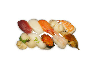 SUSHI assortment form
