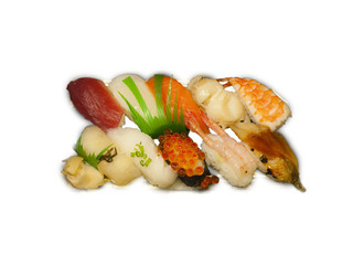 SUSHI assortment