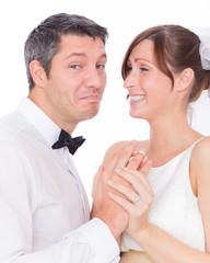 scare of wedding
